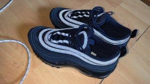 Nike 97 dunkel blau mit Reflektoren