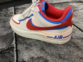 nike air force 1 High top sneaker veelkleurig