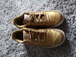 Nike Air Force 1 *gold*