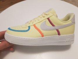 Nike Wysokie trampki żółty-żółty neonowy