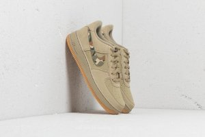 nike air force 1 (gs) neutral olive/ black