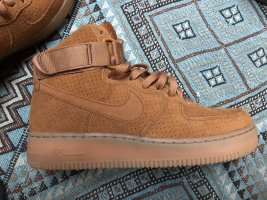 NIKE Air Force 1 High 07 Suede NEU