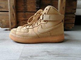 Nike Air Force 1 high Camel