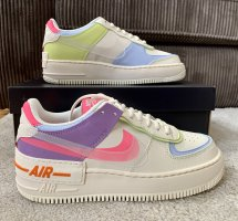 Nike Air Force 1 Shadow Beige Pink Pale Ivory - EU 40,5