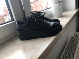Nike air force 1 shadow schwarz 39