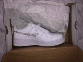 Nike Air Force 1 Swarovski Steine NEU 39