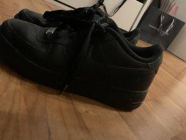 Nike Zapatillas altas negro