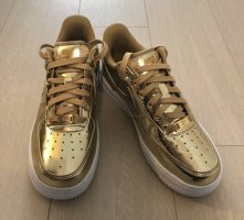 Nike Air Force Gold Edition