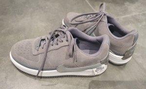 Nike air force jester grau gr. 40