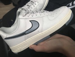 Nike Air force one bemalt