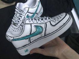 Nike air force one Cartoon