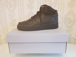Nike air force one gr.39 Schwarz