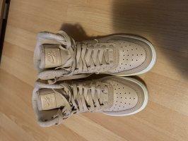 Nike Zapatillas altas albaricoque