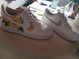 Nike air force schuhe custom sonnenblume