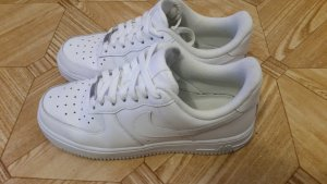 Nike Air Force weiß