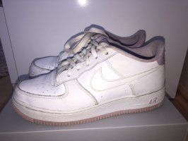 Nike Air Force weiß-rosa