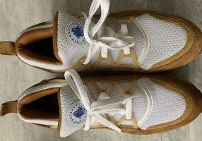 Nike Air Huarache weiß/braun