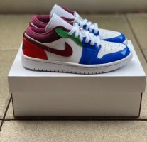 "Nike Air Jordan 1 low Wmns Se ""White"" EU41/US9.5"