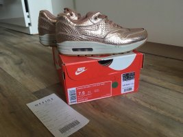 Nike Air Max 1 Cut Out PRM Bronze Metallic