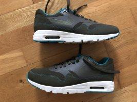 Nike Air Max 1 ultra essentials Größe 38,5 neu dunkelgrün Schuhe Sneaker