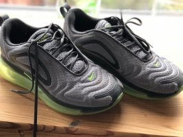 Nike air Max 720 Anthrazit Electric Green