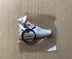 Nike Porte-clés blanc-beige