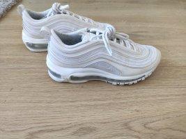 Nike Air Max 97 Sneakers Weiß White Gr. 37,5 Turnschuhe Schuhe Laufschuhe VB