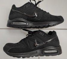 Nike Air Max Command schwarz 397689-095 Gr. 8 / 41