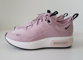 Nike Sneakresy na obcasie różany