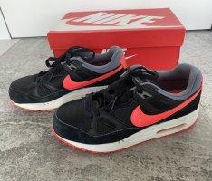 Nike - Air Max Span in Black/Atomic Red/Grey/White