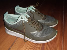 Nike Air Max Thea khaki türkis