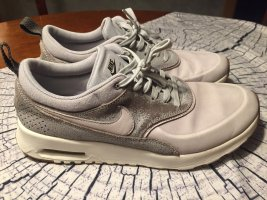 Nike Air Max Thea Leder grau Sneaker