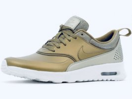 Nike Air Max Thea Premium Gold