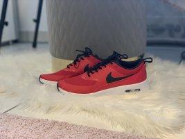 Nike Air Max Thea rot/schwarz Größe 36,5