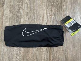Nike Bandeau Bikini Oberteil Größe S schwarz Swoosh