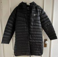 Nike Daunenjacke in schwarz