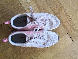 Nike Lace-Up Sneaker dusky pink-light pink