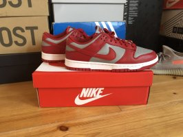Nike dunk low Retro Medium grey versity red UNLV (2021)