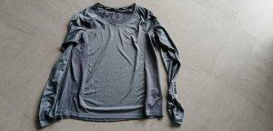 Nike Maglietta sport grigio chiaro-grigio