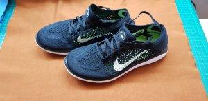 Nike Free Rn Flyknit schwarz Gr. 38,5 NEU!!!
