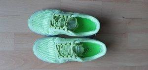 Nike Free Run 5.0 neon gelb Gr. 37
