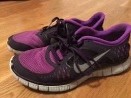 Nike Free Run in Lila