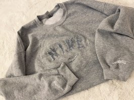 Nike Handmade Sweater Crewneck Embroidery Shirt Logo