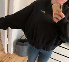 Nike Oversized Sweater black