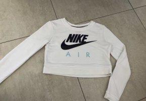 Nike Hoodie weiß