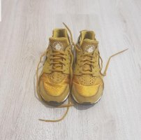 Nike Lace-Up Sneaker sand brown
