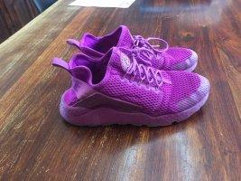 Nike Sneakers met veters lila