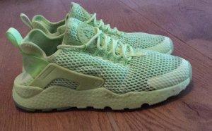 Nike Huarache Neon Gelb
