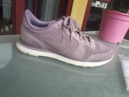 Nike Internationalist Leder komplett - altrosa/lilac