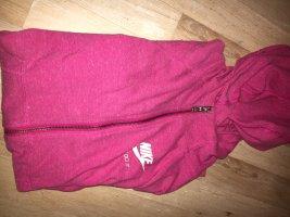 Nike Kurtka przejściowa różowy-różowy
